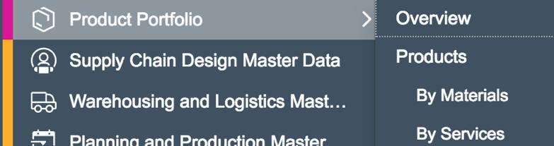 Bösch ERP - Changing master data in SAP Business ByDesign