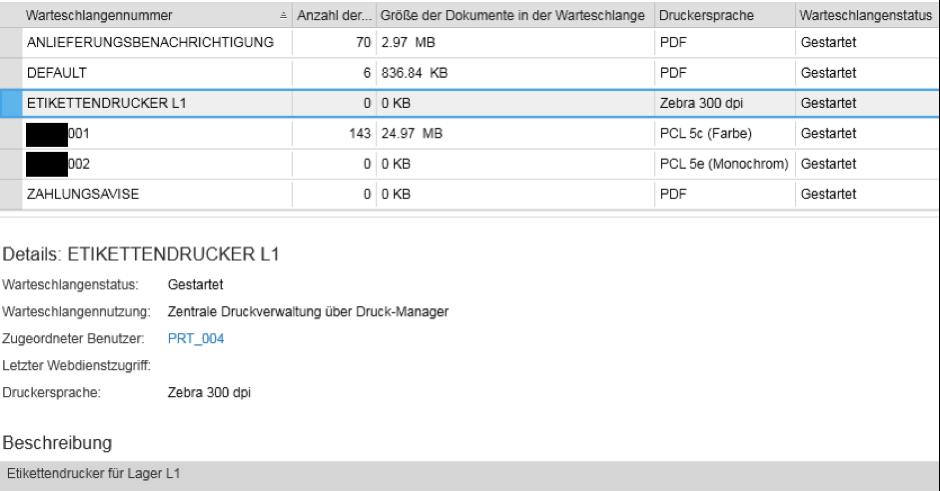 SAP Druckautomatisierung