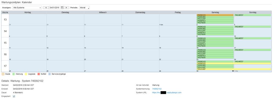 SAP Updates